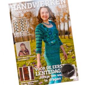 Gedrukt magazine Handwerken zonder Grenzen 188 390x390